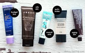 makeup primer picks for every