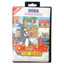 Tom and Jerry: The Movie (Boxed) [Pre-Owned] (Master System)