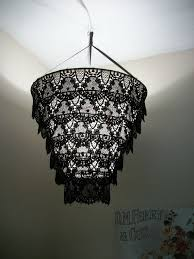chandelier and lampshade ideas