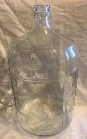 5 gallon glass bottle carboy demijohn