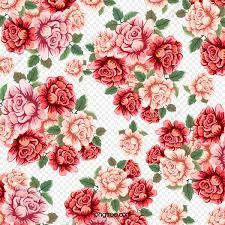 الأحمر أيضا أبيض الوردات ديسينز الطباعة الرقمية تصاميم