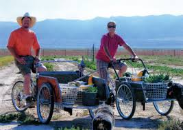 make a handy diy cargo bike countryside