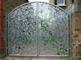 More Than A Fence Add Interest With A Laser Cut Garden Screen Subcon Laser Cutting Ltd Subcon Laser Cutting Ltd