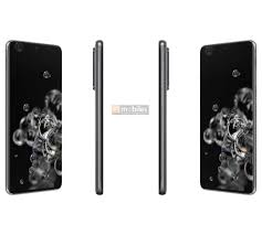 Here Are The Official Renders Of The Samsung Galaxy S20 Ultra 5G