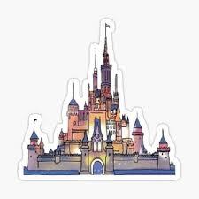 Disney Stickers Redbubble