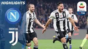 Napoli 1-2 Juventus (con immagini)