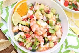Cheater Shrimp Ceviche (no raw seafood ...