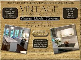 vintage stone products reidsville nc