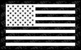 Small X2 Usa Flag Sticker America Patriotic Old Glory Stars Vinyl Window Decal Ebay