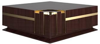 casa padrino designer coffee table dark