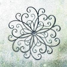outdoor metal wall art aptoo co