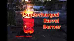 turbo burn barrel fan fast