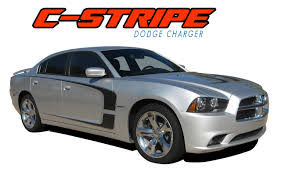 C Stripe Dodge Charger Stripes Charger Decals Charger Vinyl Graphics