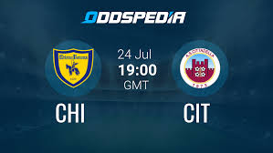 Chievo - Cittadella » Odds & Livescore in Real-time