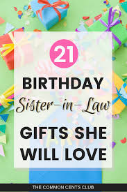 birthday gifts she