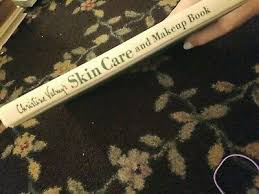 skin care and makeup book hardcover