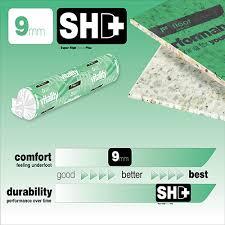 thick pu foam carpet underlay