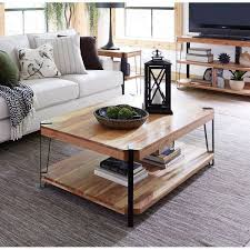 tindal live edge coffee table in 2020