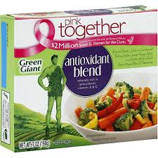 green giant steamers antioxidant blend