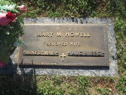 Mary Myrtle Watkins Howell (1919-1990) - Find A Grave Memorial