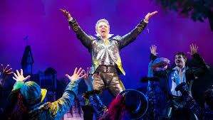 Review: Adam Pascal in 'Something Rotten!' at ASU Gammage