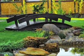 garden bridge designs