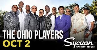 The Ohio Players: 8pm Friday, February 12 | Sycuan Casino Resort Live & Up  Close