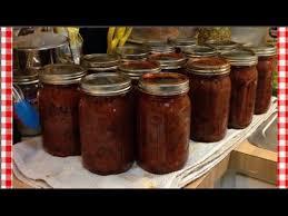 pressure canning homemade chili