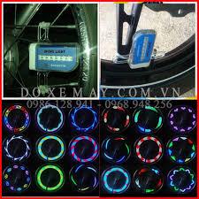 Đèn led bánh xe tạo hình - đèn led xe máy giá rẻ