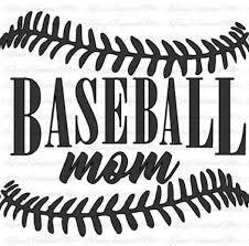 Baseball Mom Vinyl Decal Yeti Ozark Rtic Tumbler Car Vinyl Decals Cricut Vinyl Ozark