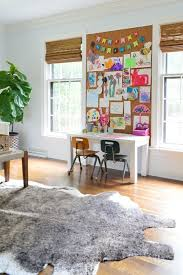 Our Previous House Young House Love Young House Love Art Display Kids Art Desk For Kids