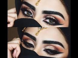 arabic inspired makeup tutorial rija