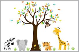 Nursery Print Wall Decals Nursery Baby Room Stickers Kids Style Nurserydecals4you