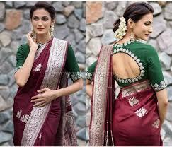 15 amazing saree makeup hairstyle