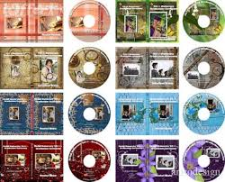 18 psd dvd insert template images dvd