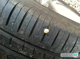can this tyre be repaired and if so