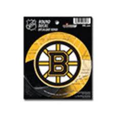 Boston Bruins Vinyl Decal Walmart Com Walmart Com