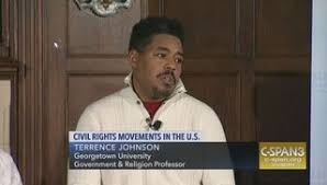 Terrence Johnson | C-SPAN.org