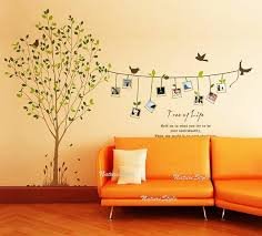 Customer Listing For Amy Vinyl Wall Decalstickernature Etsy Wall Stickers Home Decor Vinyl Tree Wall Decal Wall Stickers Home