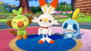Pokémon Sword And Shield Best Starter - Grookey, Scorbunny, Sobble ...