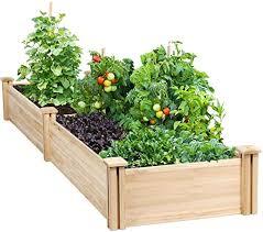 yaheetech raised garden bed kit