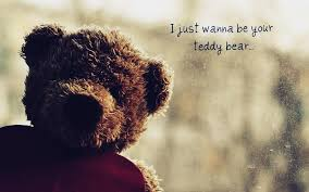 top cute happy teddy bear day quotes wishes