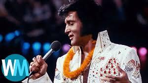 Another Top 10 Elvis Presley Songs - YouTube