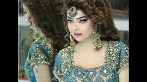 bridal makeup by kashif aslam latest