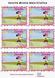 Minnie Cumple 5 Anos Mini Kit Para Imprimir Gratis Ideas Y