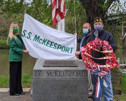 remembers namesake merchant marine ship