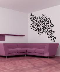 Vinyl Wall Decal Sticker Leopard Print 1029 Stickerbrand