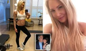 British reality 'recruited for a threesome by Jeffrey Epstein and ...