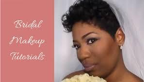 bridal makeup tutorials for bronze skin