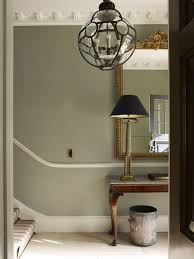 paint colours for small hallways